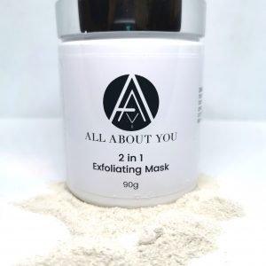 2 In 1 Exfoliating Mask